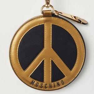 H&M x Moschino Peace Wallet